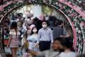 Không khí ngày Lễ Tình nhân Valentine 2020 khắp thế giới
