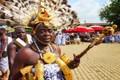 Bộ tộc sống trên mảnh đất vàng của châu Phi