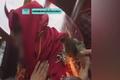 Video: Chú rể bị xích cổ trong đám cưới và giải cứu có 1-0-2