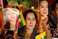 Bà Aung San Suu Kyi sắp hầu tòa lần đầu tiên