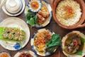 5 món cơm nổi tiếng thế giới bao gồm quốc gia nào ?