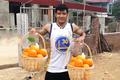 """Ảnh chế bóng đá: Đức Chinh, Văn Toản giúp U22 Việt Nam bóp nát """"quả cam"""""""