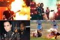 Top ngôi sao gặp tai nạn cháy, thoát chết trong gang tấc