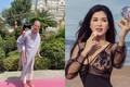 Nhan sắc Hoa hậu 6 con Oanh Yến khi cạo đầu trọc lốc