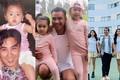 Bà xã chia sẻ ảnh MC Quyền Linh và 2 con gái 15 năm qua