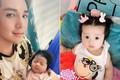 """""""Cưng xỉu"""" chùm ảnh đáng yêu của con gái ca sĩ Lâm Chấn Khang"""
