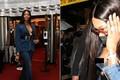 Siêu mẫu Naomi Campbell vô tình lộ ngực vì style quá táo bạo