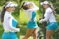 """Nữ thần golf xứ Hàn """"khốn khổ"""" vì sở hữu thân hình nóng bỏng"""