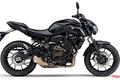 Yamaha MT-07 độ chiến binh Supermoto đầy phong cách