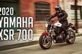 Yamaha XSR700 2020 thêm màu mới, từ 197 triệu đồng