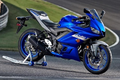 Yamaha bác thông tin xe môtô R3 trang bị động cơ 4 xy lanh