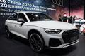 "Audi Q5L Sportback 2021 tham vọng ""đè bẹp"" Mercedes-Benz GLC Coupe"