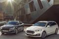 Ford Mondeo 2021 mới, có gì để canh tranh Toyota Camry?