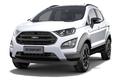 """SUV cỡ B giá rẻ Ford EcoSport Active 2021 """"lộ hàng"""""""