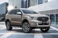 Ford Everest 2021 sắp về Việt Nam có gì để đấu Toyota Fortuner?