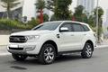 Ford Everest 2016 chạy chán, bán lại hơn 900 triệu ở Hà Nội