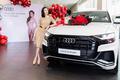 Lệ Quyên tậu SUV hạng sang Audi Q8 chính hãng hơn 5 tỷ đồng