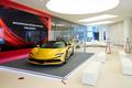 """Siêu xe mui trần Ferrari SF90 Spider đầu tiên """"cập bến"""" Hàn Quốc"""