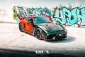 """""""Soi"""" Porsche 718 Cayman độc nhất Việt Nam của đại gia Sài Thành"""