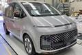 """Chi tiết Hyundai Staria Lounge 2021 từ 556 triệu đồng, """"đấu"""" Kia Sedona"""