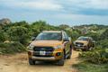 """Ford Ranger tại Việt Nam tiếp tục xây chắc ngôi """"vua bán tải"""""""