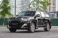 Cận cảnh Toyota Land Cruiser 2021 máy dầu hơn 6 tỷ tại Việt Nam