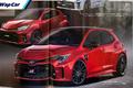 "Toyota Corolla GR 2022 từ 1 tỷ đồng, ""đe dọa"" Volkswagen Golf R"