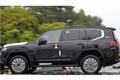 Rò rỉ thêm những hình ảnh mới của Toyota Land Cruiser 2022