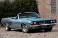 """""""Xế cụ"""" Plymouth Hemi Cuda Convertible 1971 định giá 140 tỷ đồng"""