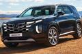 """Hyundai Palisade 2022 mới """"diện"""" lưới tản nhiệt mới bề thế hơn"""