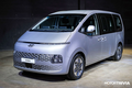 Tận thấy Hyundai Staria 2021 tại Thái Lan, từ 1,2 tỷ đồng