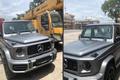 """Đại gia Việt """"tậu"""" Mercedes-AMG G63 màu sơn hơn 90 triệu đồng"""