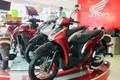 Đại dịch COVID-19 bùng phát, doanh số xe máy Honda giảm mạnh