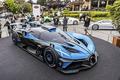"""""""Soi"""" dàn xe Bugatti hàng trăm tỷ đồng tại The Quail 2021"""