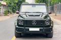 Chiếc Mercedes-AMG G63 xanh bộ đội hơn 10 tỷ tìm đại gia Việt
