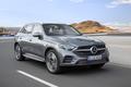 Mercedes-Benz GLC 2022 lộ diện, kích thước lớn hơn thế hệ cũ