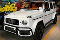 """Mercedes-AMG G63 hơn 15 tỷ, độ nội thất """"sang xịn mịn"""" ở Sài Gòn"""