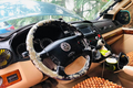 Giãn cách lâu ngày, nội thất ôtô bị mốc xử lý ra sao?