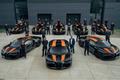 Bugatti Chiron Super Sport 300+ sẽ không dưới 120 tỷ đồng
