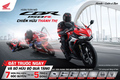 Cận cảnh Honda CBR150R 2021, chỉ từ 70,99 triệu tại Việt Nam