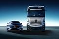 Daimler tách làm đôi, đổi tên thành tập đoàn Mercedes-Benz