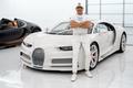 """Bugatti Chiron Hermes """"hàng thửa"""" độc nhất, vô nhị giá 159 tỷ đồng"""