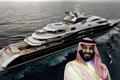 Siêu du thuyền Serene 10.417 tỷ đồng của ông chủ CLB Newcastle