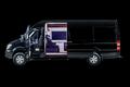 Inkas Sprinter VIP Limo - xe van bọc giáp cực sang từ 200.000 USD