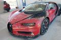 """Bugatti Chiron cháy đen, hỏng như """"sắt vụn"""" rao bán hơn 9 tỷ đồng"""