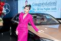 Hoa hậu Đại Dương tậu Mercedes-Maybach S450 siêu sang 8 tỷ đồng