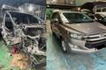 """Toyota Innova """"nát bét như sắt vụn"""", nhờ thợ Việt lại mới cứng cựa"""