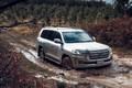 """Xem Toyota Land Cruiser 2022 """"trổ tài"""" off-road cực ấn tượng"""