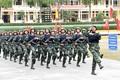 """Dàn áo giáp chống đạn bất chấp """"nặng, nóng"""" của bộ binh Việt Nam"""