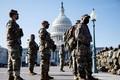 Washington ngập tràn lính chiến trong ngày nhậm chức của Tổng thống Joe Biden